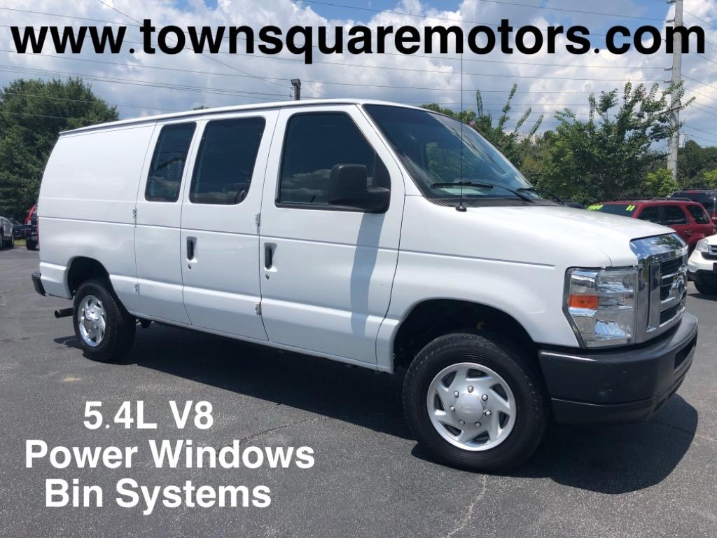2012 Ford E350 Cargo - 35854   Town Square Motors   Used